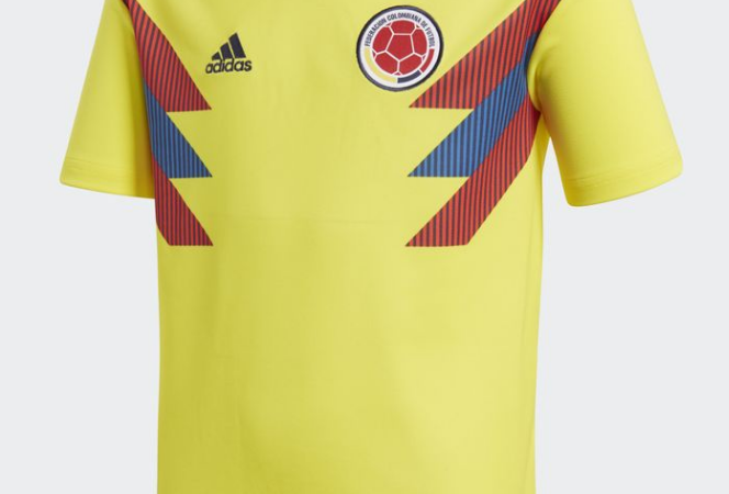 52445ef30eb Adidas releases 8 heritage-inspired 2018 World Cup kits - BitFootball