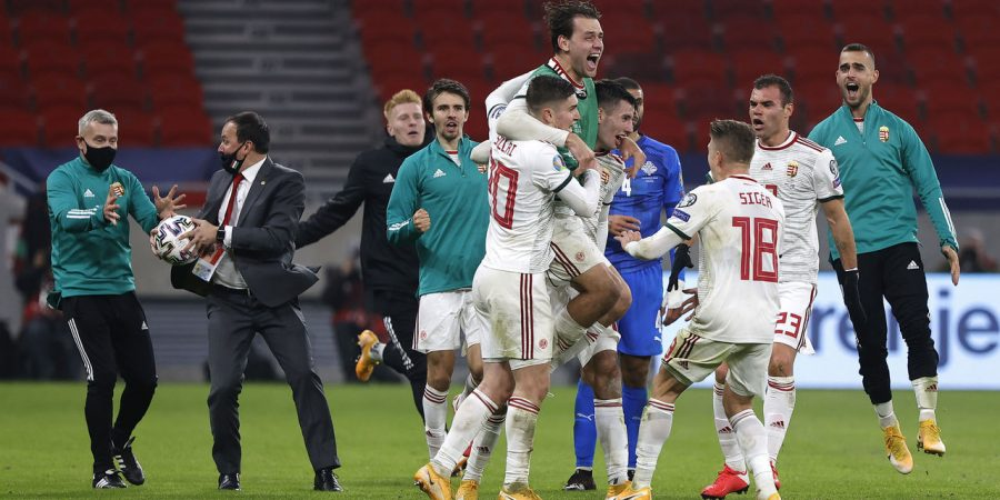 Euro 2020 playoffs: Scotland books 1st major tournament berth in 22 years